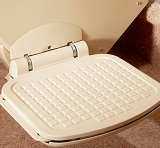 Example of Stairlift Foot Rest2