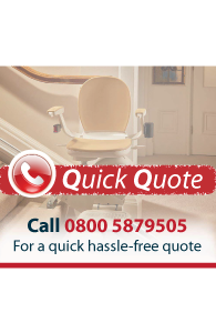 Stairlift quote over the phone