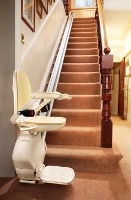 Brooks 130 Stairlift