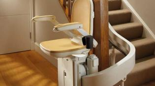 Stairlift 180 Curved By Acorn